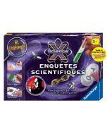 Science X - Enquêtes Scientifiques
