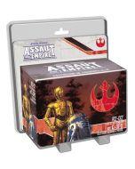 Star Wars (JdF) - Assaut sur l'Empire - R2D2 et C3PO
