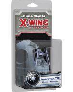 Star Wars (JdF) - X-Wing - Intercepteur TIE