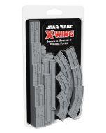Star Wars (JdF) - X-Wing 2.0 - Gabarits de Manœuvre et Règle des Portées