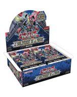 Yu-Gi-Oh ! - Le Soulèvement de la Fureur - Boite de 24 Packs