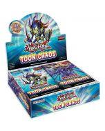 Yu-Gi-Oh - Le Chaos Toon - Boite de 24 Packs (FR)